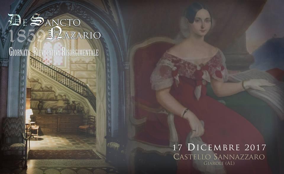 Castello Sannazzaro -  locandina 17 dicembre 2017