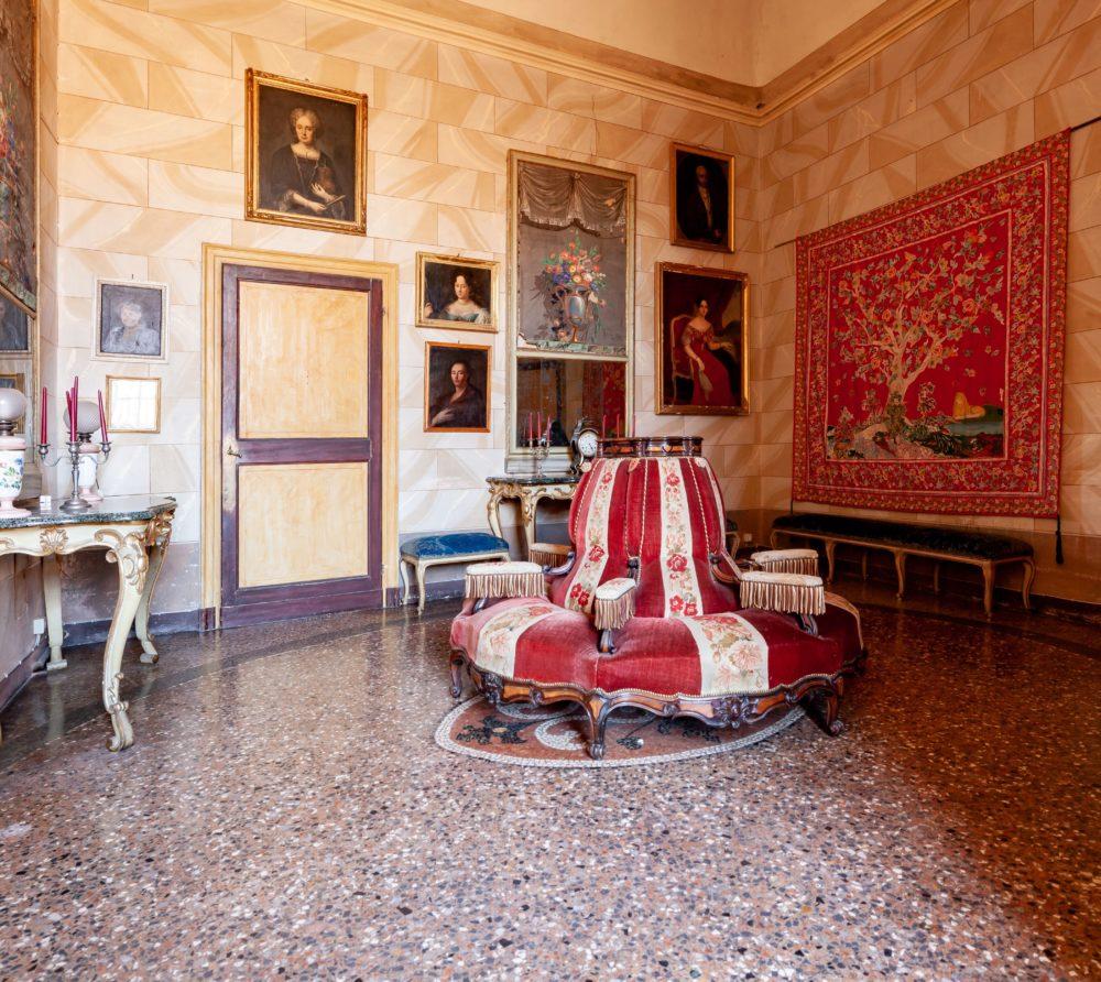 Castello Sannazzaro -  antisalone 4