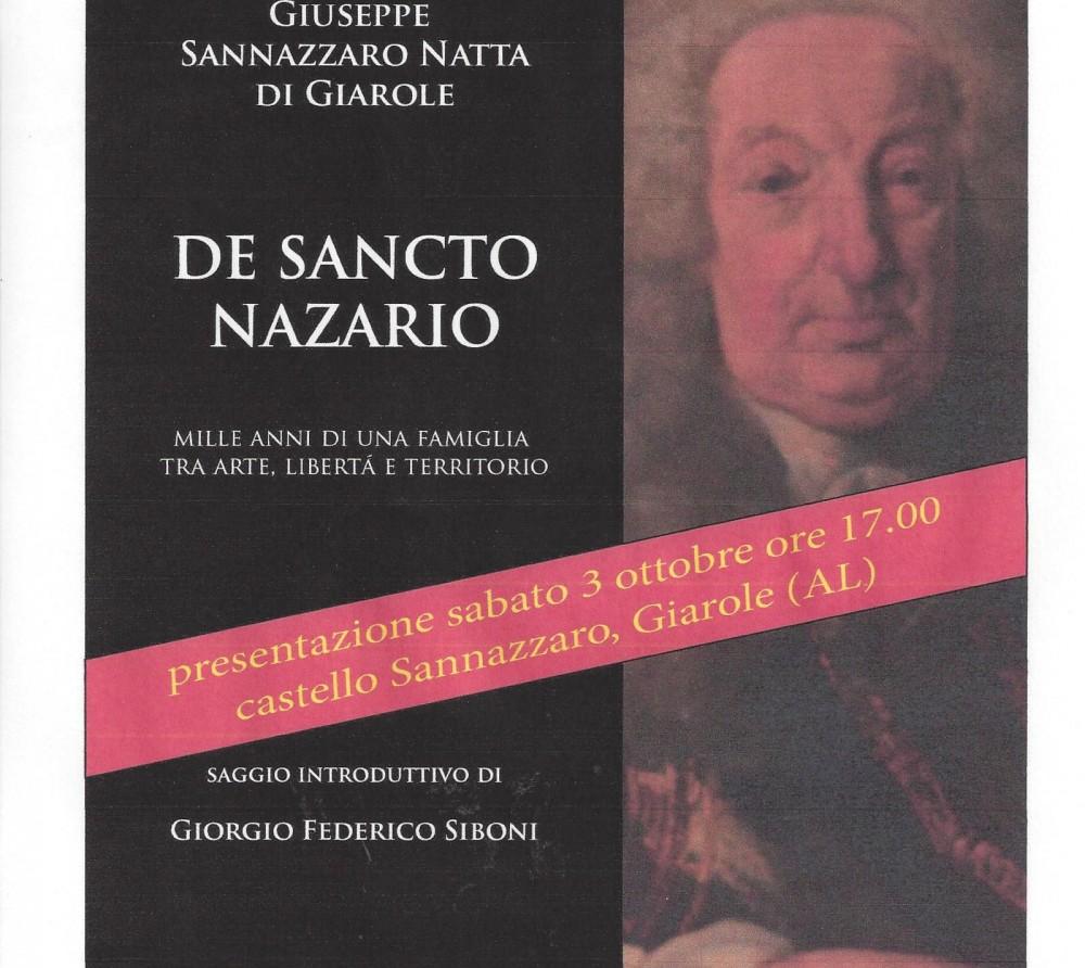 Castello Sannazzaro -  locandina Giarole 03-10-15 prima pagina